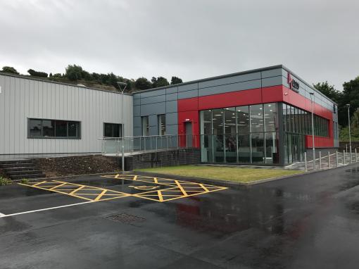 Refurbishment & Office Extension
